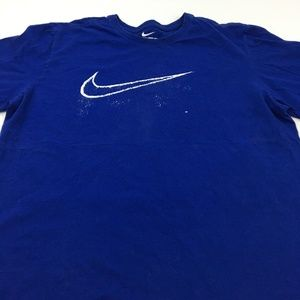 Nike Work Out Tee Athletic T Shirt XL